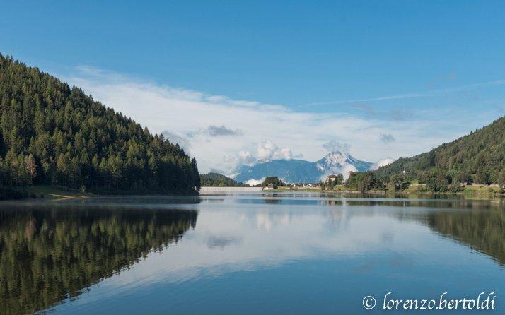Altopiano di Pinè Lago delle Piazze