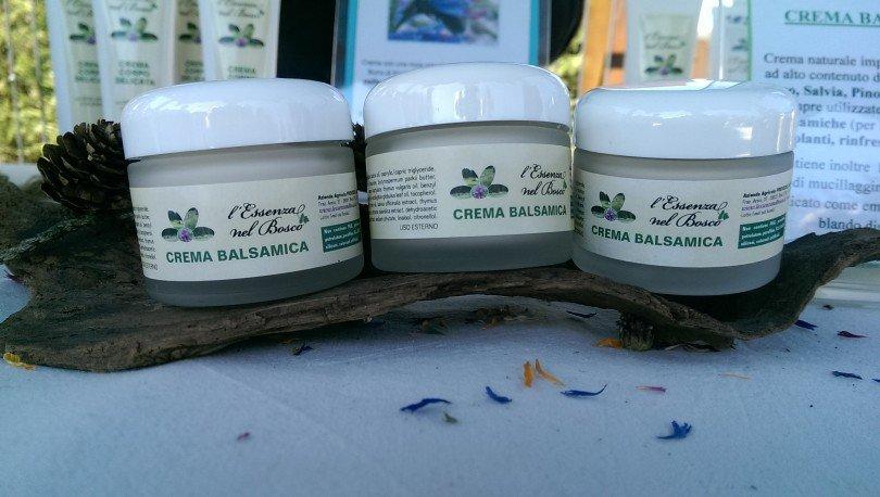 piante officinali Crema Balsamica ti amo trentino