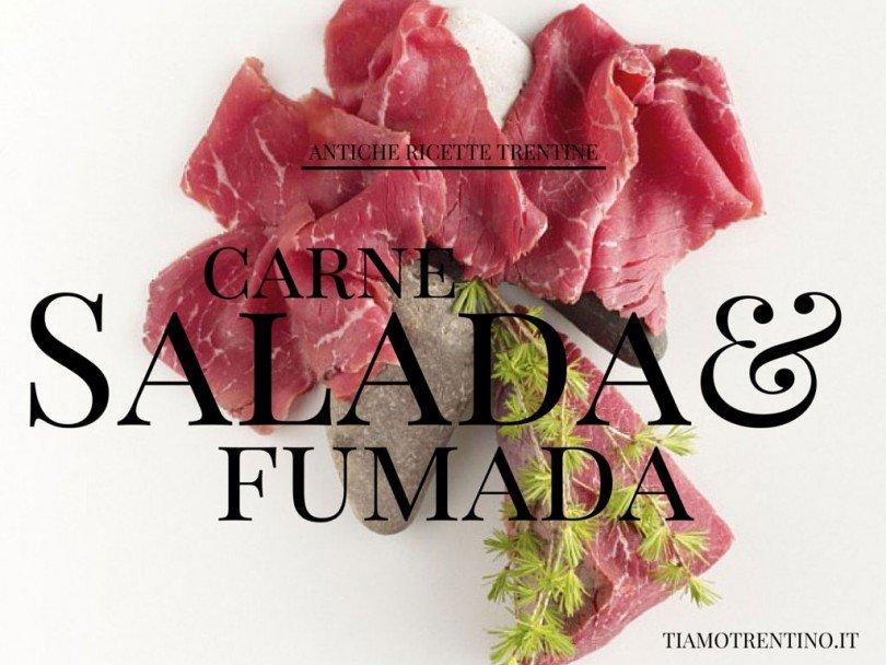 carne salada carne fumada ricette ti amo trentino