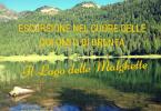 Il lago delle Malghette