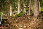 tracciato coppa del mondo downhill 2015