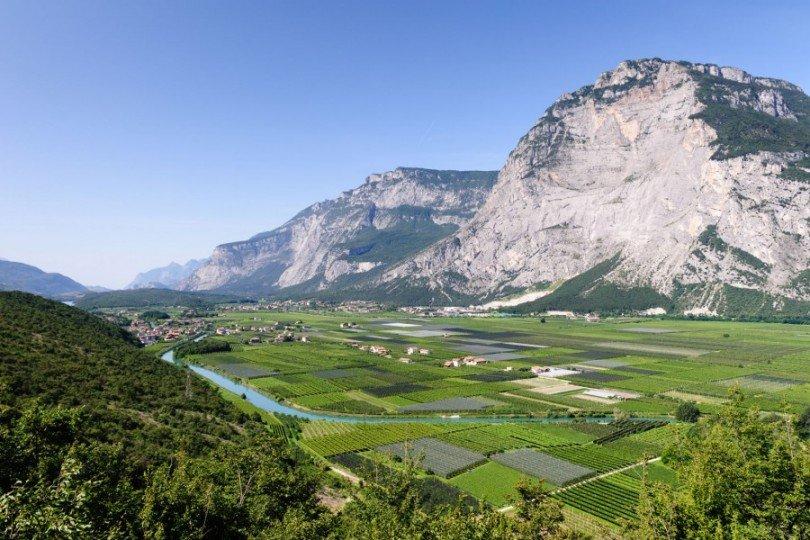 vigne della valle dei laghi trentino